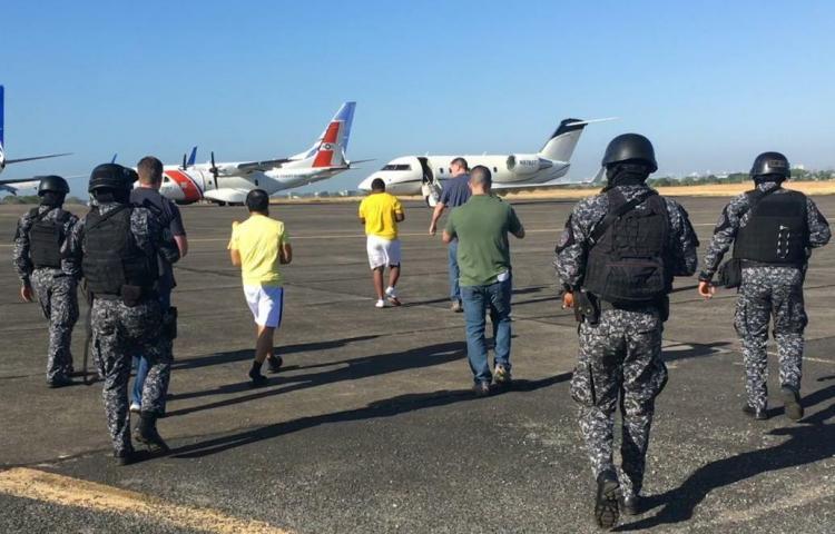 Interpol extradita de Panamá a los Estados Unidos a líder del Clan del Golfo