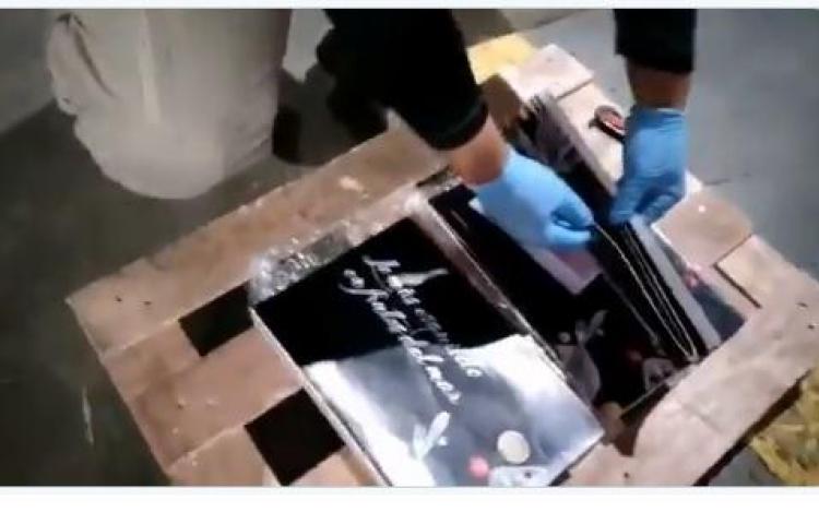 Ubican libros de cocina impregnados con cocaína en el aeropuerto de Tocumen