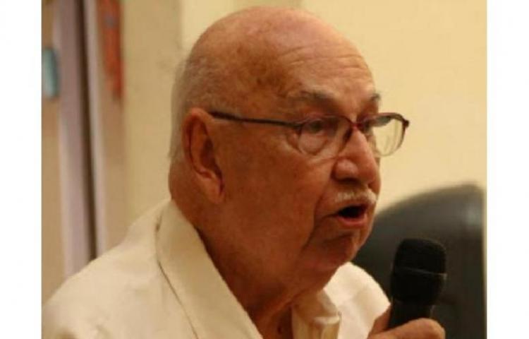 Adiós a 'un luchador por la democracia': Juan Chevalier