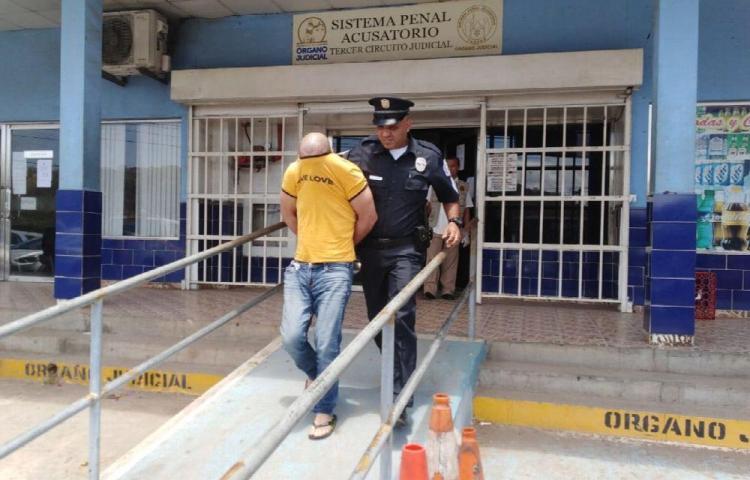 Quedó detenido por crimen de 'Beto' en playa Cruces de Capira
