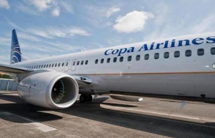La Aerolínea Copa Airlines reduce el 80% de sus vuelos a causa del Covid-19