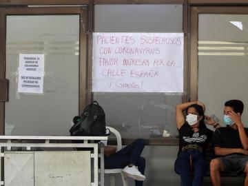 """Chile decreta """"estado de catástrofe"""" por coronavirus"""