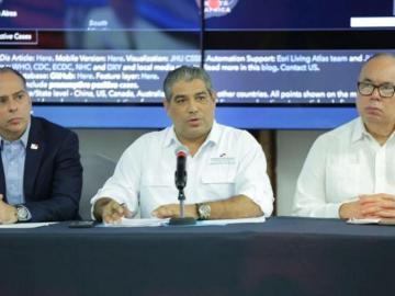 Avanza el coronavirus en Veraguas: 4 casos confirmados y 241 personas en vigilancia
