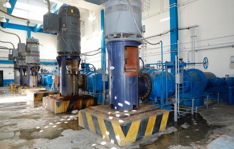 Idaan reporta fallas en el servicio de agua potable