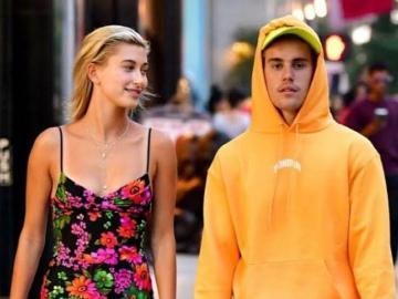 Justin Bieber y su esposa se aislan