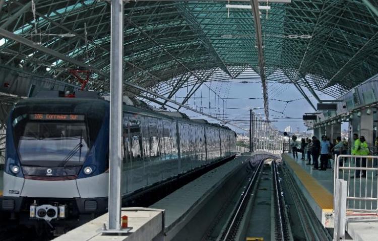 Nuevos horarios del metro de Panamá