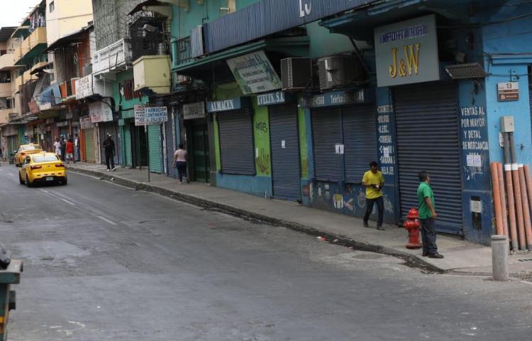 Gobierno ordena el cierre temporal de todos los establecimientos comerciales en todo Panamá