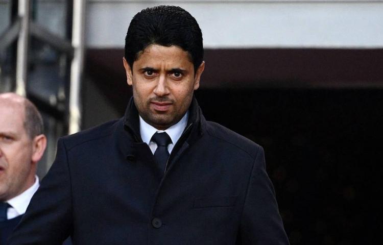 Francia mantiene la acusación al presidente del PSG