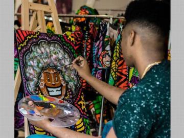 'Aprovechen el aislamiento para pintar'