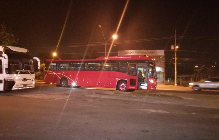 Residentes de Panamá Oeste se quejan de mal servicio de transporte