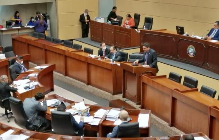 Panamá busca financiamiento internacional para afrontar COVID-19 y anuncia ajustes en el presupuesto 2020