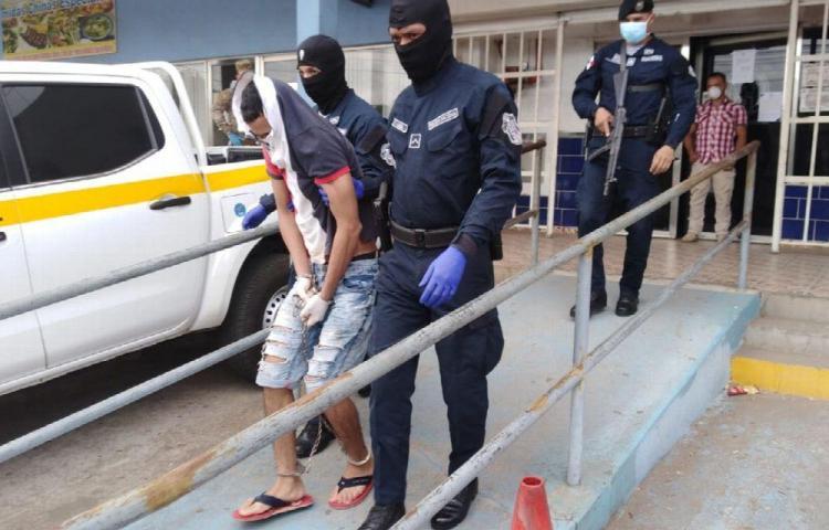 A detención por triple homicidio de Arraiján