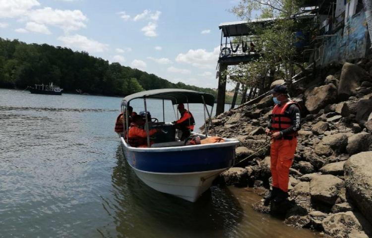 Continúa la búsqueda del pescador desaparecido en isla Cébaco, Veraguas