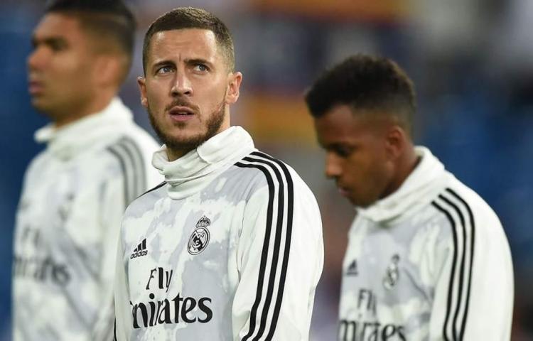 """Hazard: """"Mi primera temporada en el Real Madrid se ha echado a perder"""""""