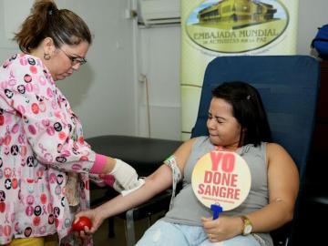 Bancos de sangre de los hospitales del país están en estado crítico