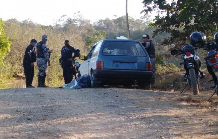 Acribillado en La Chorrera, una menor resultó herida en el ataque