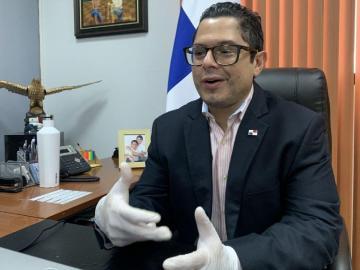 'Policía repartirá bolsas de comida ' RogerTejada