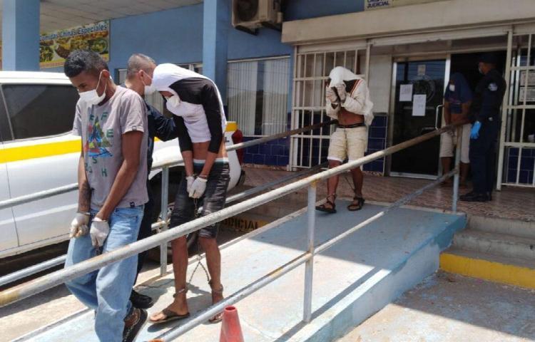Imputan a 6 por homicidio en sector Amaya