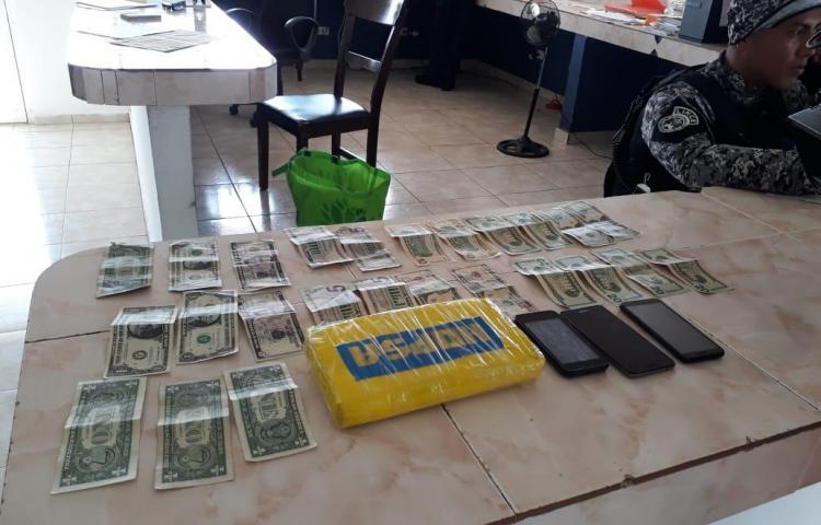 Detienen a taxista con droga en Arraiján