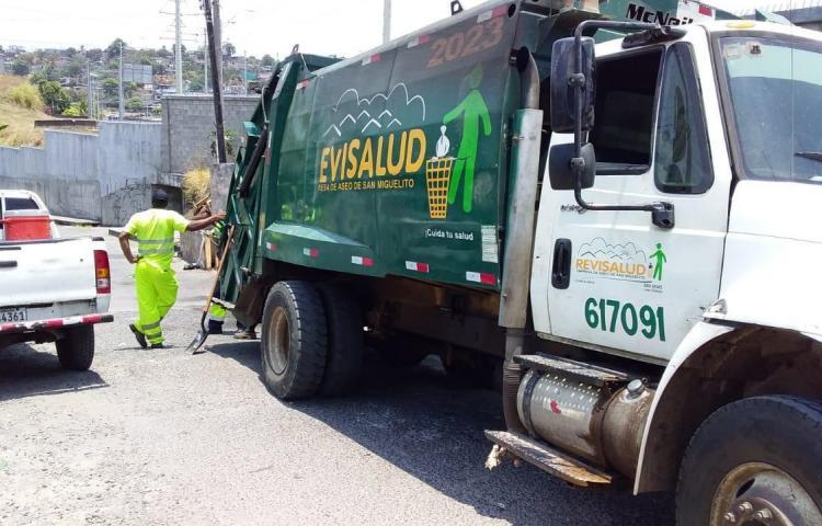 Roban a recolectores de basura en San Miguelito