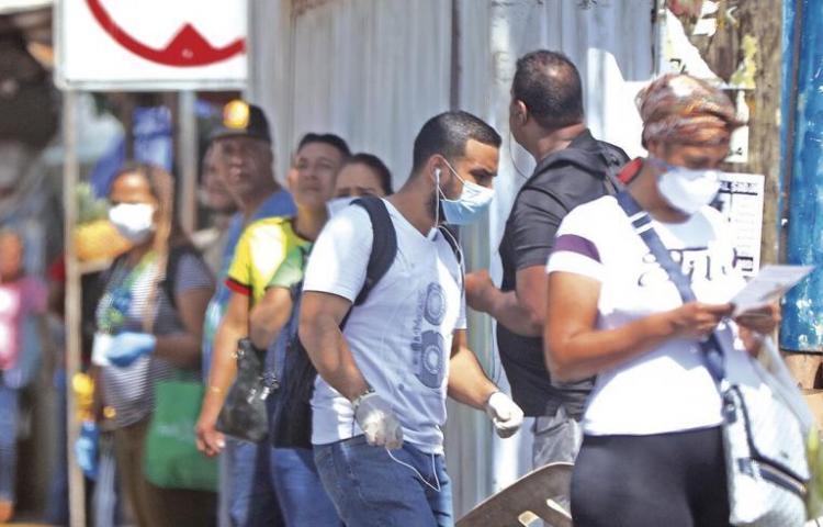 Panamá endurece la cuarentena para evitar la propagación del COVID-19