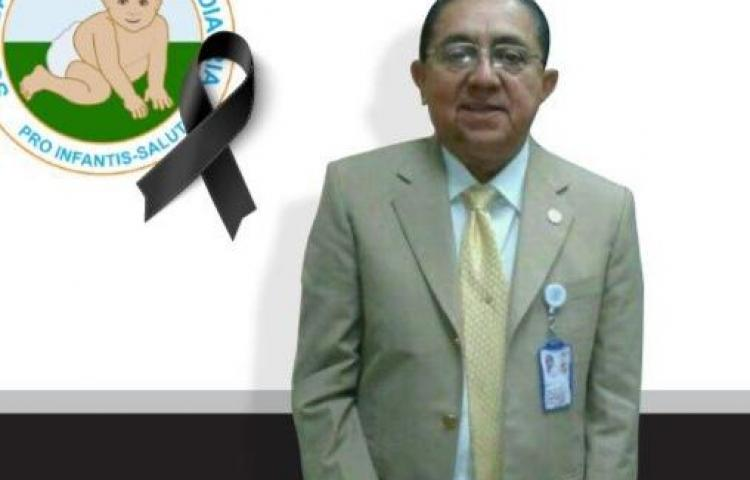 Fallece otro doctor por coronavirus. Médicos lamentan su partida