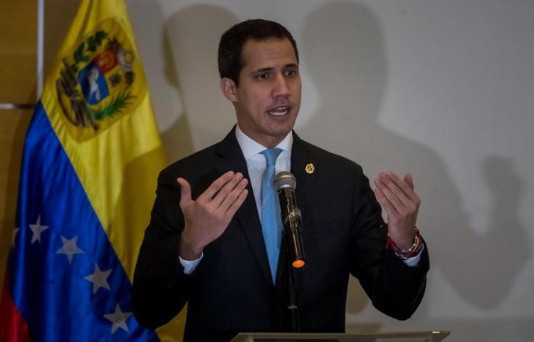 Fiscalía venezolana cita a declarar a Guaidó por un supuesto golpe de Estado