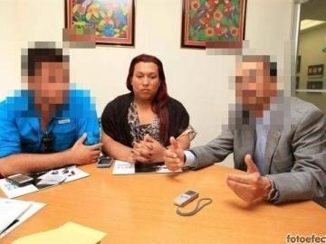 Mujer transgénero es detenida en La Chorrera