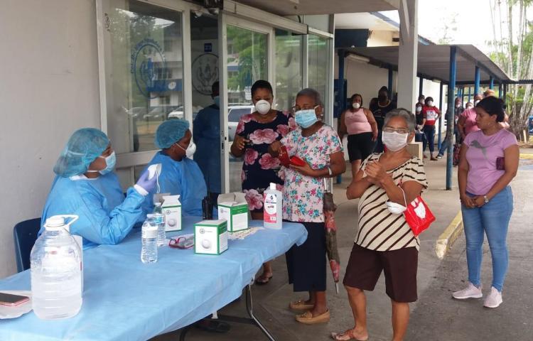 ANEP pide cifra de enfermeras afectados por el coronavirus