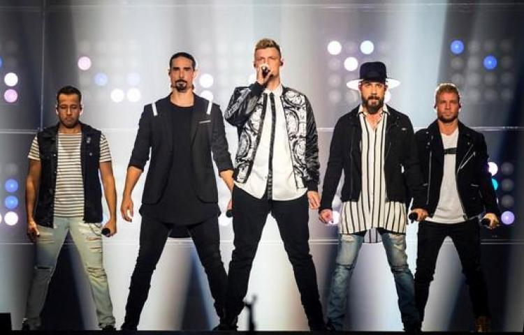 Backstreet Boys emocionan a fans con concierto virtual