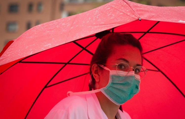 En el corazón de la pandemia