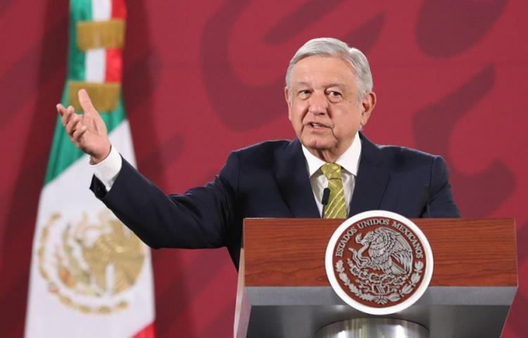 """López Obrador asegura que hay """"cooperación"""" con Trump contra el narcotráfico"""