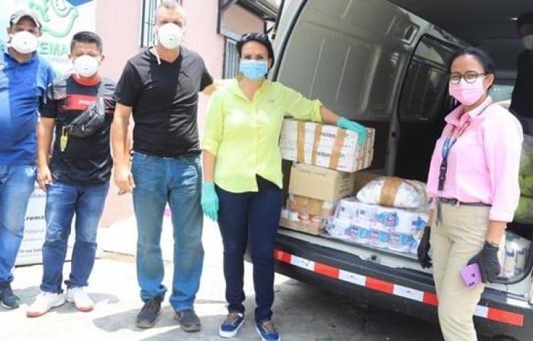 Mides brindan protección a adultos mayores, niños y niñas ante pandemia