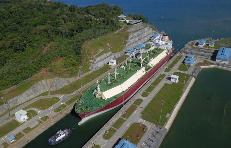 Más de 9 mil trabajadores del Canal se mantienen activos