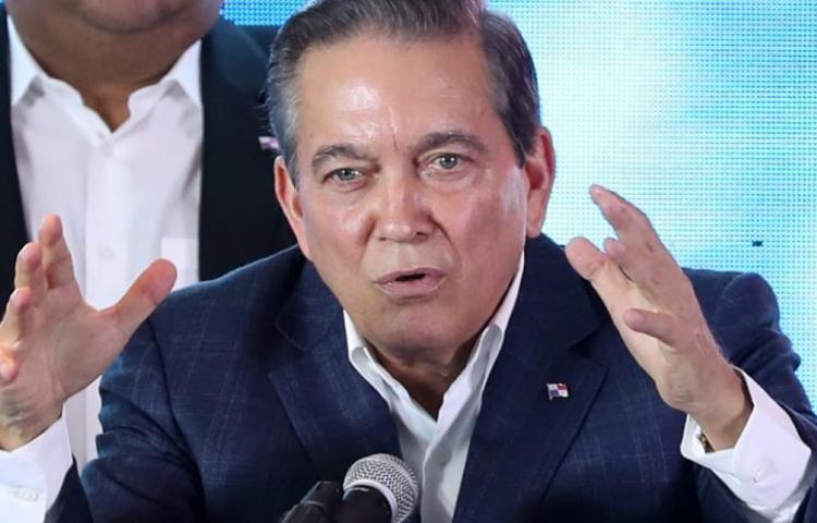 Cortizo: 'al que robe los recursos del Plan Panamá Solidario le caerá todo el peso de la ley'