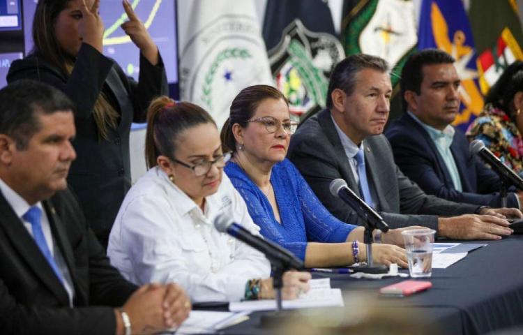 Desde una ejecutiva 'torre de control', el Gobierno Nacional coordina cinco importantes mesas de trabajo contra el COVID-19