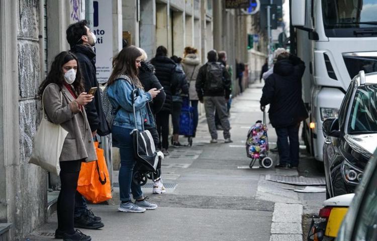 Italia registra ya 15.362 fallecidos con coronavirus, 681 más en 24 horas