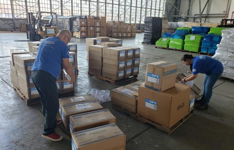 Panamá, líder como corredor humanitario en América