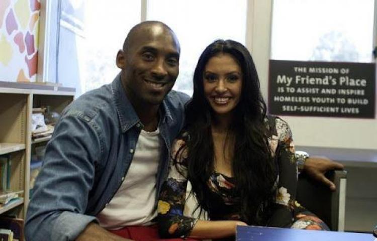 """Vanessa Bryant: El Salón de la Fama es la """"culminación"""" de la carrera de Kobe"""