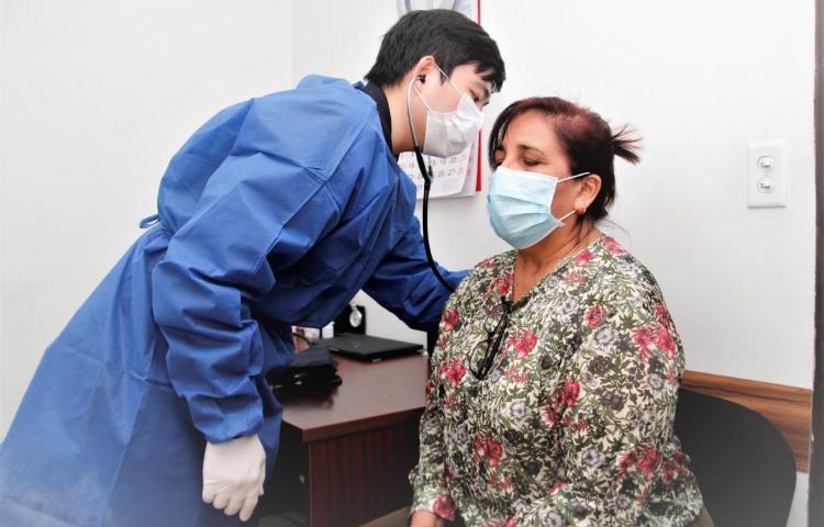 289 pacientes están recluidos en hoteles