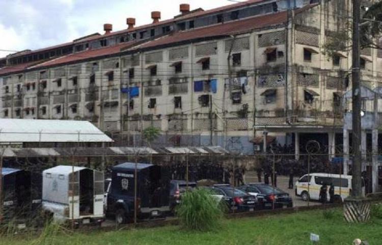 Dos reos de la cárcel Nueva Esperanza de Colón en aislamiento por Covid-19
