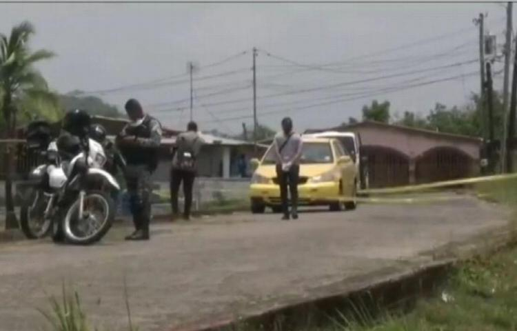 Ejecutaron a taxista de un disparo en la provincia de Colón