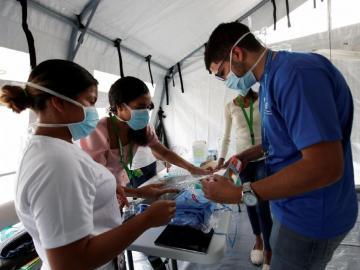 Panamá ya sobrepasó los 2 mil casos de Covid-19