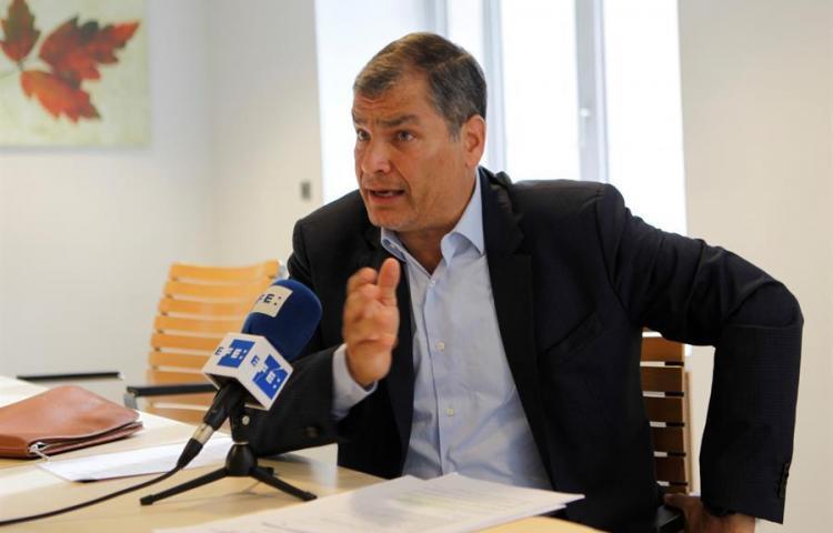 Correa condenado a 8 años de cárcel