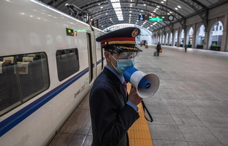 Wuhan, epicentro del COVID-19, recupera su libertad tras 11 semanas enclaustrada