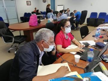 Hospital de Aguadulce crea una sala de situación para casos de COVID-19