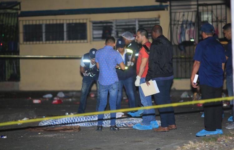 Dos homicidas con la soga al cuello en Colón