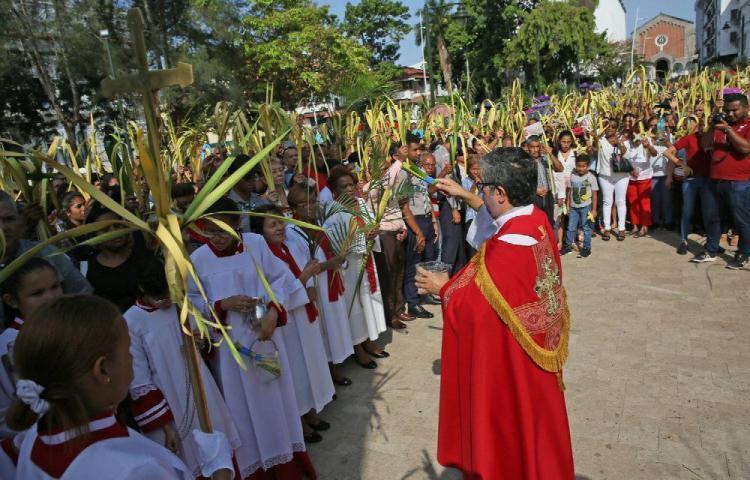 Una Semana Santa para orar por el país