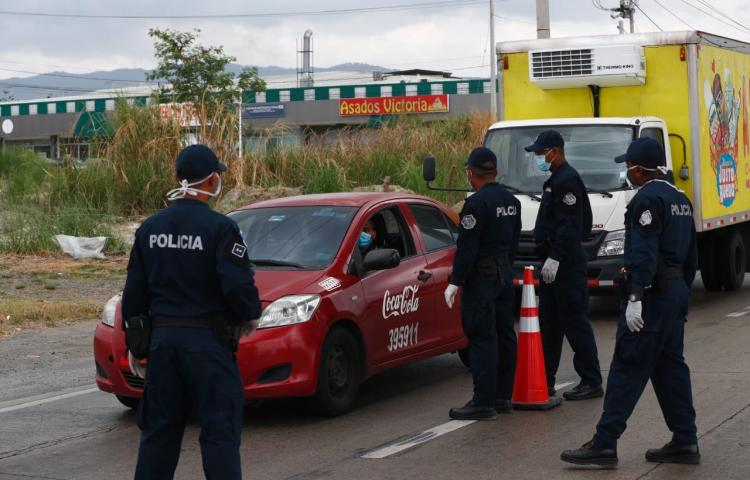 Tres meses de suspensión de licencia al conductor que viole la cuarentena