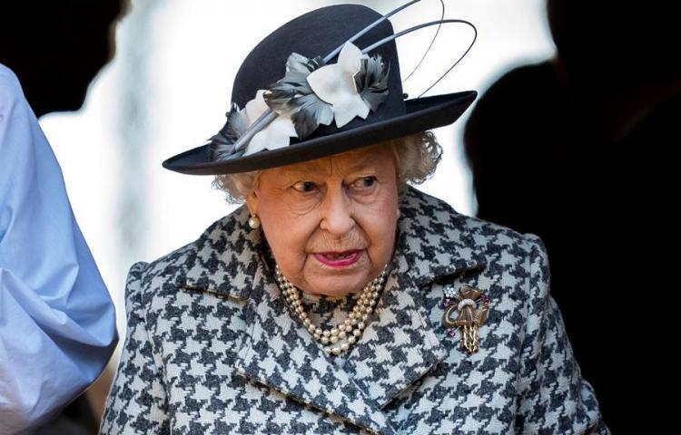"""Isabel II en su mensaje de Semana Santa: """"el coronavirus no nos vencerá"""""""